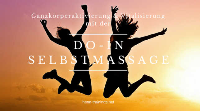 DO-IN SELBSTMASSAGE