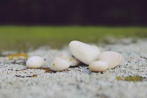 Steine & Sand
